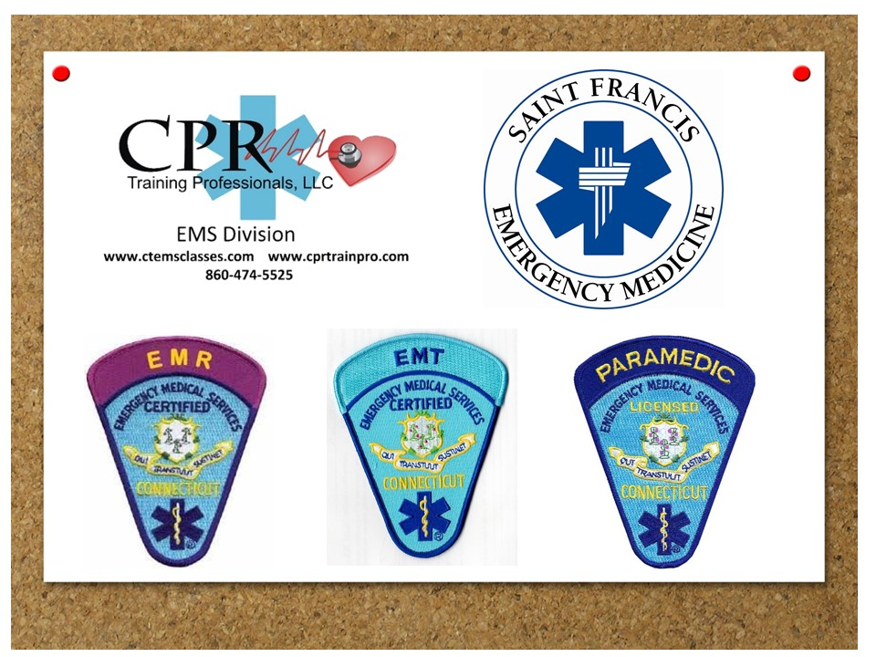 Ems Classes Emt Training
